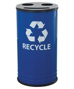 3-Stream Recycling Receptacle