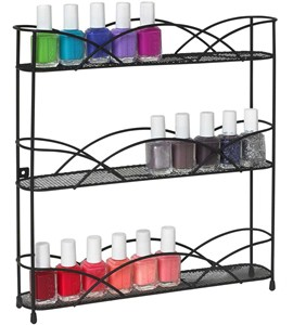 Nail Polish Holder - 3 Tier Image