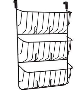 Over the Cabinet Rack - 3 Tier Image