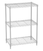 3 Tier Wire Shelf
