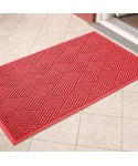 3 x 5 Mudroom Rug - Diamonds