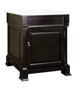 30 Inch Traditional Single Sink Vanity