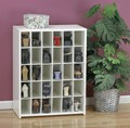 30 Pair Medium Shoe Cubby
