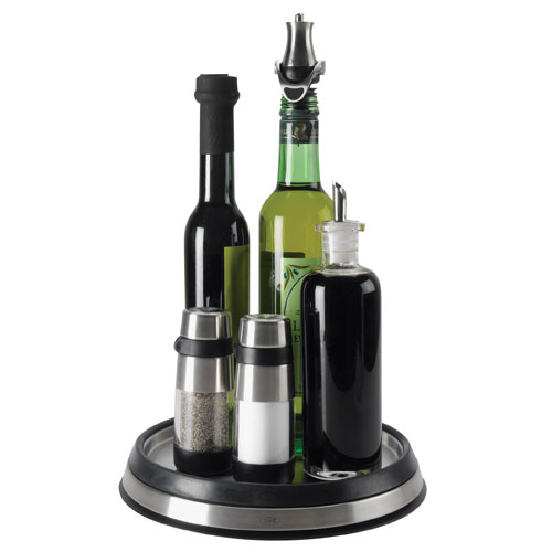 OXO Stainless Steel Lazy Susan Image