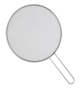 Stainless Steel Splatter Screen - 11 Inch Image