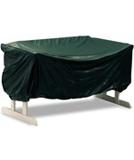 Reversible Vinyl Patio Glider Cover