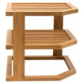 3 Tier Bamboo Shelf