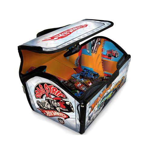 Hot Wheels Case - Tool Box Image  sc 1 st  Organize-It & Hot Wheels Case - Tool Box in Toy Storage Aboutintivar.Com