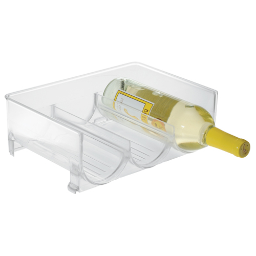 Plastic Wine Rack - 3 Bottles Image
