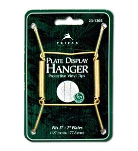 Plate Display Hanger - 5 to 7 Inch Image