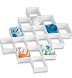 32 Compartment Drawer Organizer by Honey-Can-Do Image