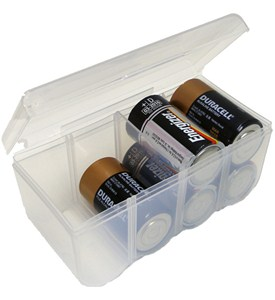 D Battery Storage Box Image