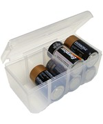 D Battery Storage Box