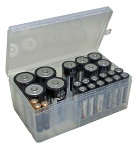 Battery Storage Organizer - Large Image