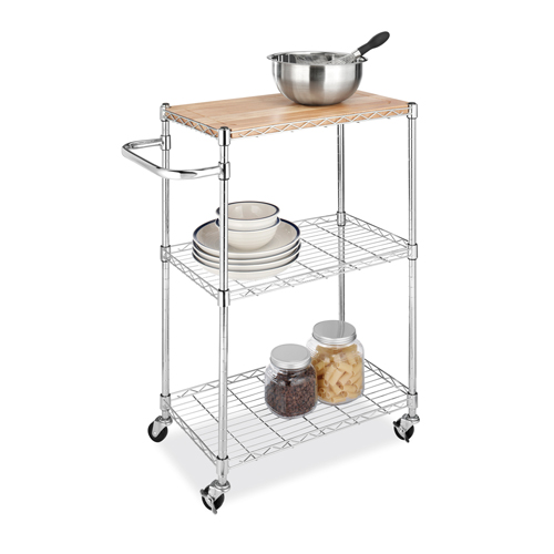 Image Of: Rolling Kitchen Islands Cart