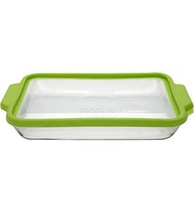 Anchor Hocking 3 Quart Baking Dish with Lid Image