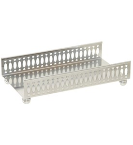 Guest Towel Tray - Polished Chrome Image
