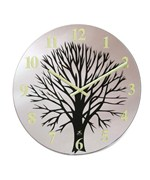 Infinity Instruments Clock - Topiary