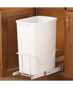 Pull-Out Cabinet Trash Can - 35 Quart