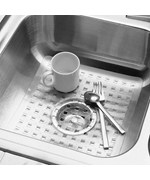Kitchen Sink Mat - Clear