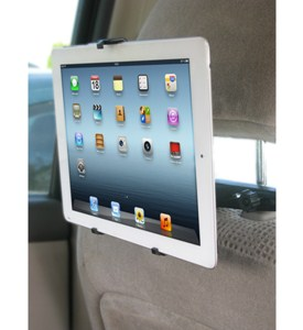 Headrest Tablet Mount Image