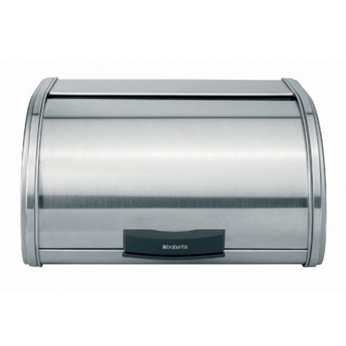 Storage Touch Matte Steel Bread Box - Medium Image