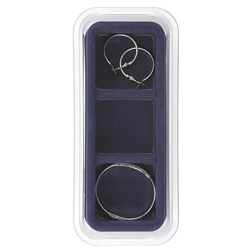 Jewelry Organizer - Mini 3 Compartment Image