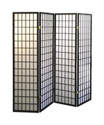 4 Panel Room Divider by ORE International