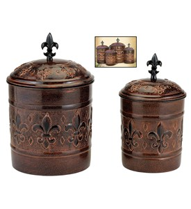 4 Piece Canister Set Image