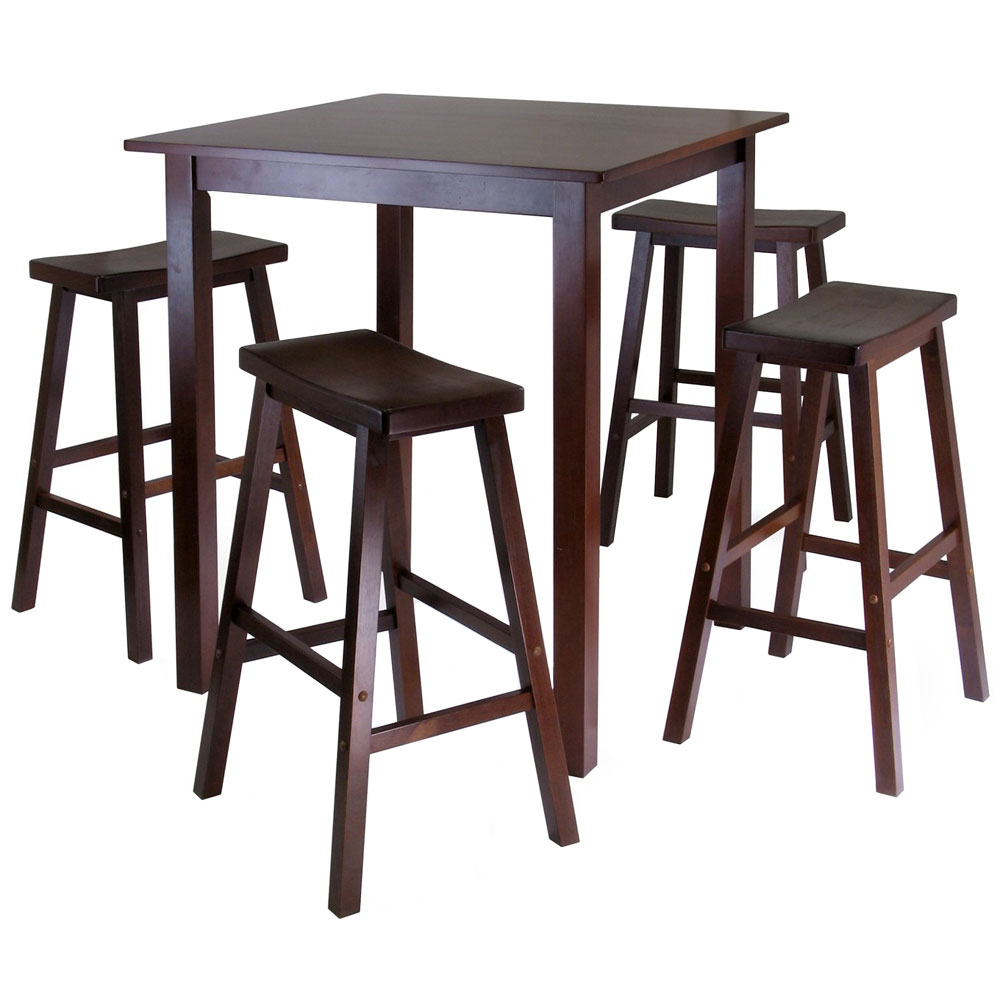 5 piece pub table dining set in bar table sets for 4 piece dining table set