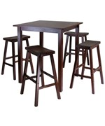 Bar and Pub Table Sets with Stools | Organize-It