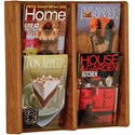 Stance 4 Pocket Magazine Rack