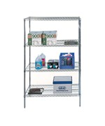 4-Shelf Wire Shelving Rack