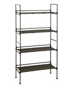Ebonize 4 Tier Shelf