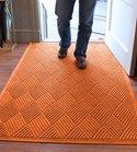 4 x 6 Entrance Mat - Diamonds