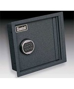 Wall Safe with Digital Lock - 4 Inch Depth