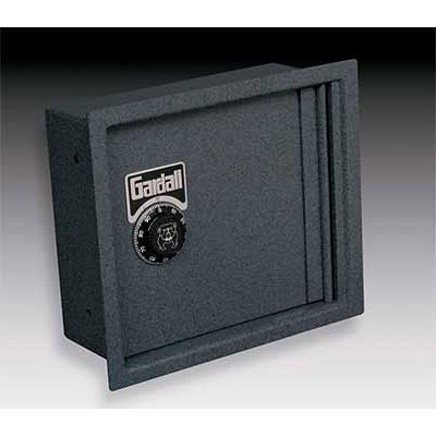 Wall Safe With Combination Lock 4 Inch Depth In Home Safes