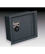 Wall Safe with Combination Lock - 4 Inch Depth