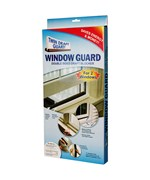 Twin Window Draft Guard