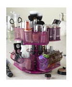 Make-Up Carousel - Hot Pink