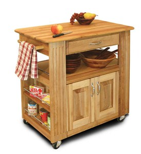 Heart of the Kitchen Island Image