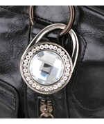 3 in 1 Jewelled Purse Hook