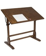 42 Inch Vintage Drafting Table by Studio Designs