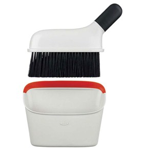 OXO Good Grips Brush and Dustpan Set Image