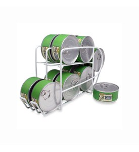 5.5 Oz Can Storage Rack Image