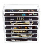 seven-drawer-acrylic-jewelry-chest Review