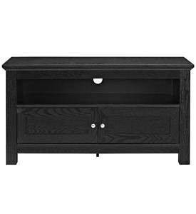 44 Inch Wood TV Stand with Media Storage by Walker Edison Image