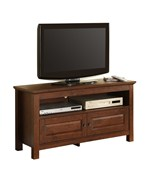44 Inch Wood TV Stand with Media Storage by Walker Edison