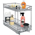 Two-Tier Cabinet Organizer - 11 Inch