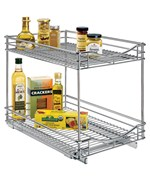 Pull Out Kitchen Organizer - 14 Inch